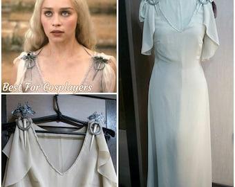 Daenerys Targaryen Dress. 1 Season Game of Thrones.