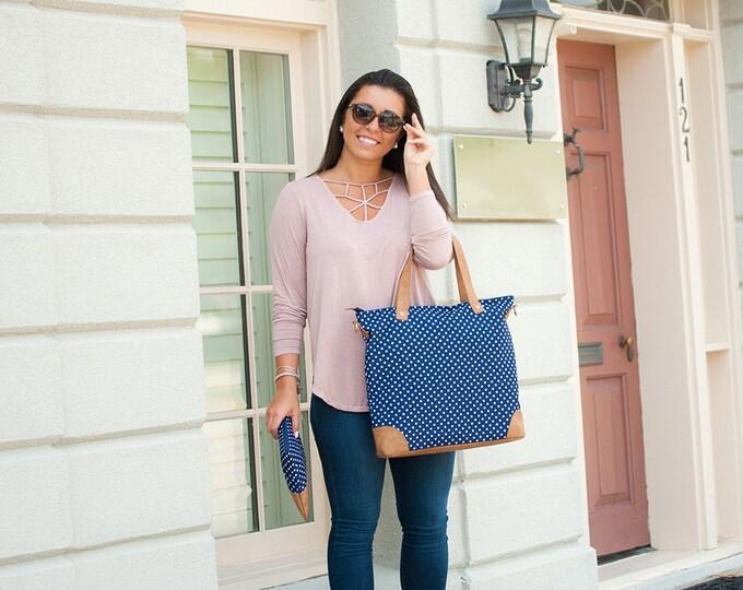 Charlie Dot Collection - Viv & Lou Travel Bags