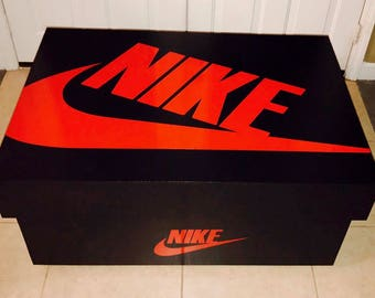 Giant Nike Shoe Storage Box (12 or 16 pair)