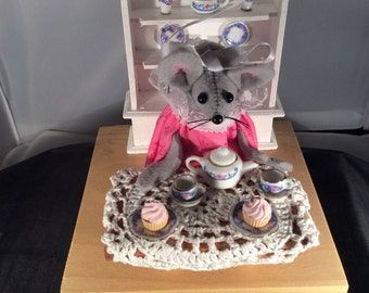 Let's Have Tea and Cupcakes. DISCONTINUED
