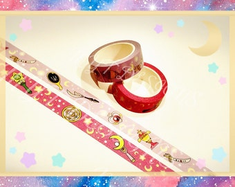 Sailor Senshi Washi Tape