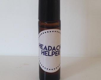 Headache Helper Essential Oil blend