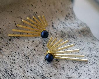 Gold ear jackets, gold earring jackets, gold ear stud, pearl ear jackets, silver earring jacket, gold stud earrings, silver stud earrings