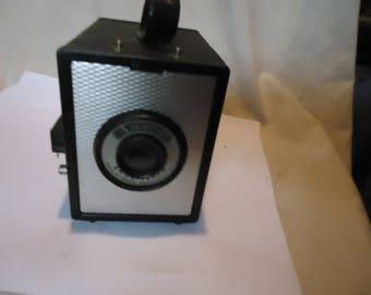 Vintage Ansco Shur Flash Box Camera, collectable