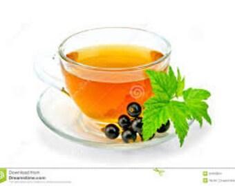 Black Currant Tea Blend, Tea, Tea Blends, Loose Leaf tea, Black Tea, All natural Tea, Caffeinated Tea, Green Tea