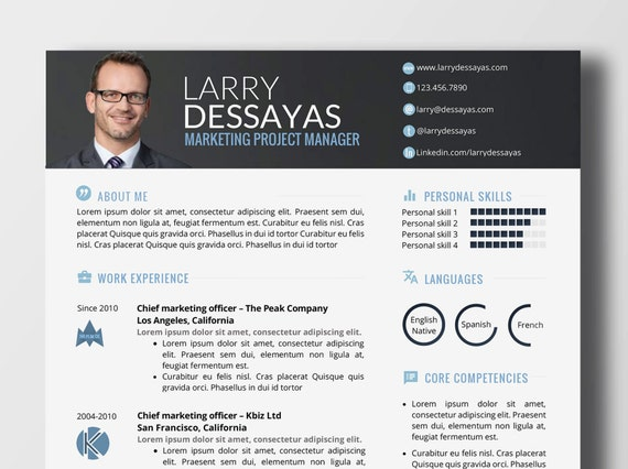 Impactful Resume Word