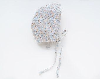 Baby cotton bonnet Clementine