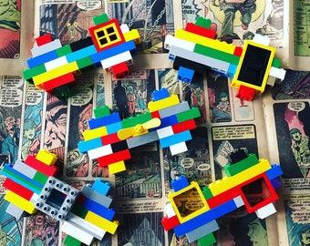 Wacky Lego Bowties!