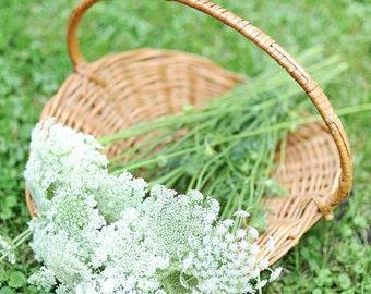 Farmhouse Harvest Basket