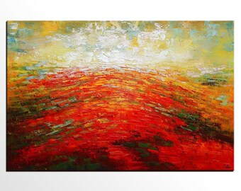 Oil Painting, Abstract Painting, Original Painting, Modern Art, Wall Art, Abstract Art, Large Art, Canvas Art, Canvas Painting, Large Art