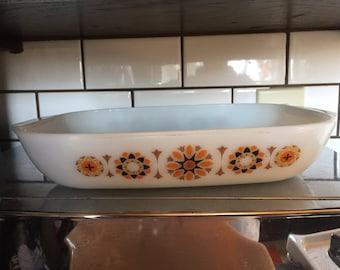 JAJ Rectangle Pyrex Toledo Casserole Dish  #536