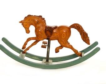Wooden Rocking Horses Jaffa