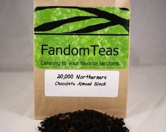 20,000 Northerners: Game of Thrones Inspired Tea Blend (Chocolate Almond Blend)