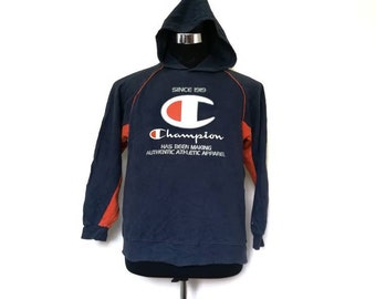 CRAZY SALE !! Champion Hoodies Since 1919 Has Been Making Authentic Athletic Apparel Nice Design