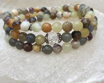 Casbah Infinity Wrap Bracelet
