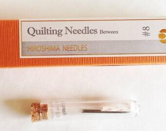 Tulip #8 Quilting Needles Betweens THN-003e
