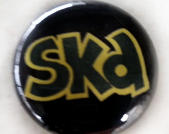 Ska 1 inch button