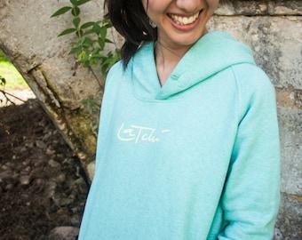 Illustration LaTchi - Renaissance - winter Sweatshirt 85% organic cotton custom