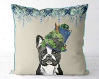 French bulldog gift French bulldog pillows dog pillows french bulldog cushion Frenchie cushion dog lover gift dog owner gift funny dog gift