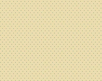Sequoia 8760-T, Stars, Touch of Blue, by Edyta Sitar for Andover Fabrics.