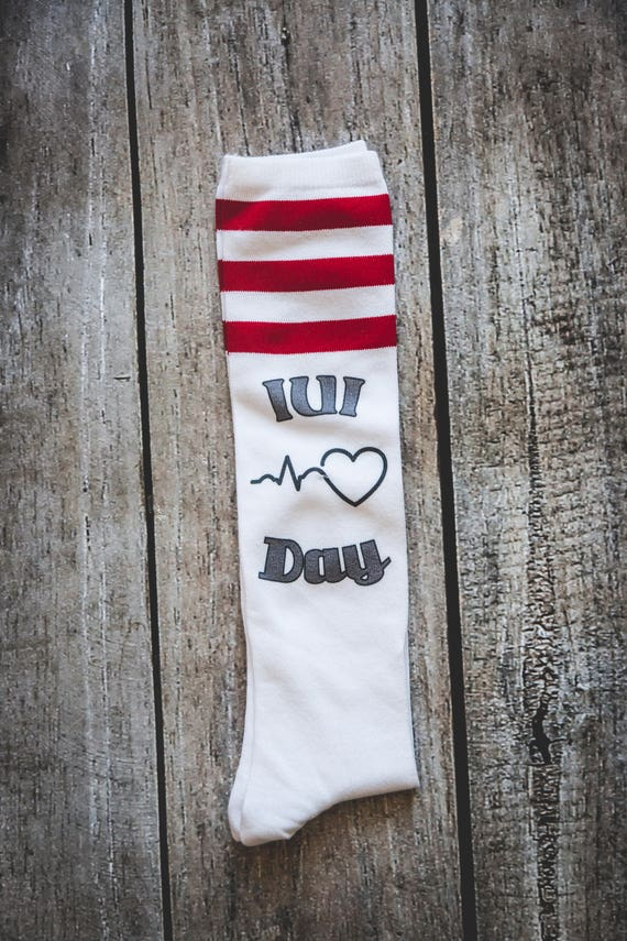 IUI Socks, infertility, infertility socks