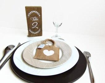 num ros de tables pour mariage etsy fr. Black Bedroom Furniture Sets. Home Design Ideas