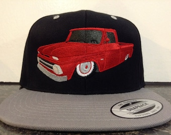 Chevy C10 Embroidered hat
