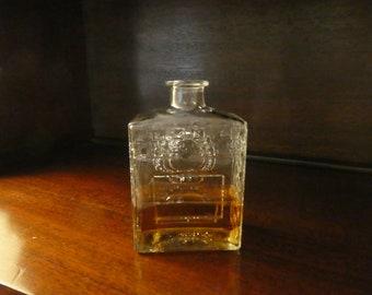 1950s Vintage Glass Decanter