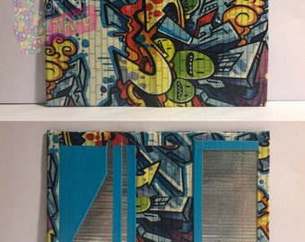 Graffiti Duct Tape Smallet