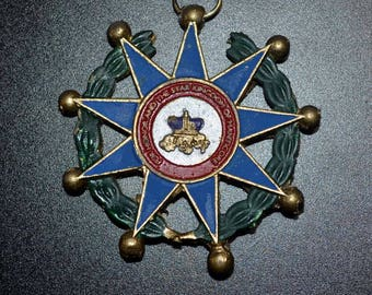 TRMN Dress Medal -A- Most Noble Order of the Star Kingdom