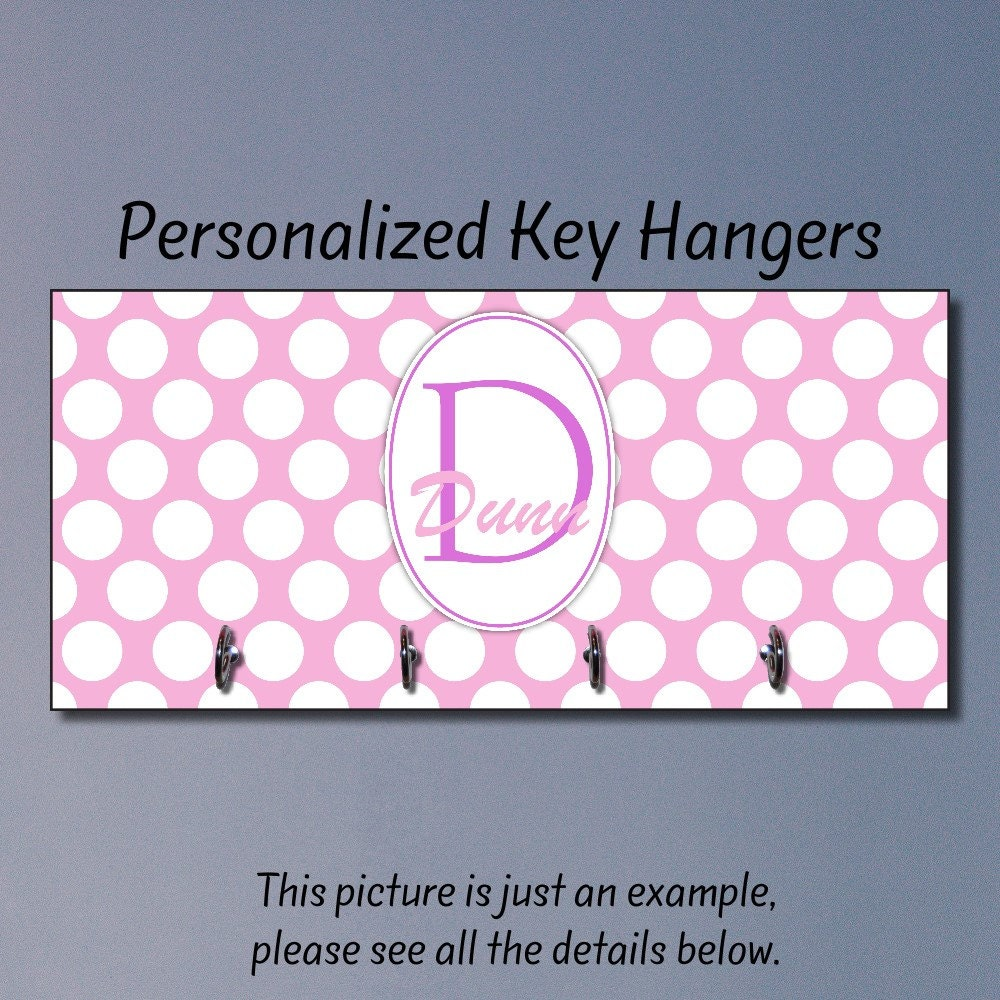 Personalized Housewarming Gift New Home Gift Key Holder Key