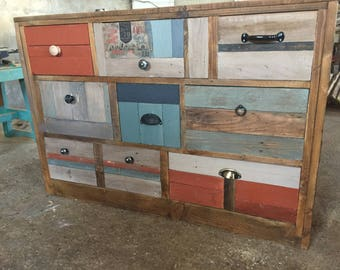 8 drawers Cabinet
