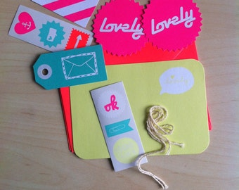 Snail Mail Set