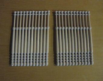 12x Midlands or Honiton Bobbins in Varous styles - Pick your style and pick your quantity