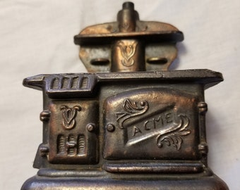 Acme Cast Iron Mini Cookstove