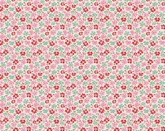The Lemon Tree Flowerfield Red by Tilda  # 100017-V11