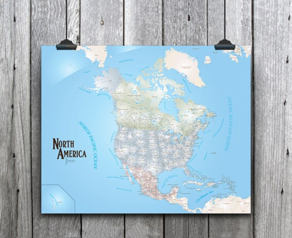 North america magnetic push pin travel map pushpin map us north america magnetic push pin travel map pushpin map us map canada caribbean and mexico magnet travel map united states travel gumiabroncs Gallery