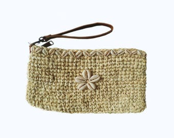 Wallet Natural Grass