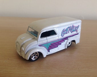 Hotwheels 1997 'Got Milk' Dairy Van