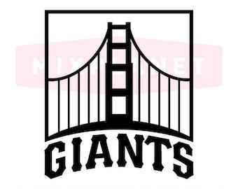 Giants logo | Etsy