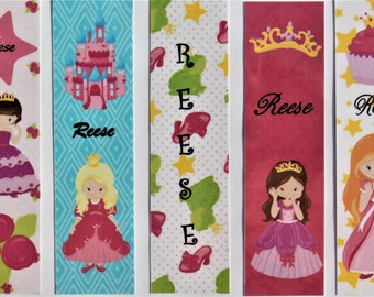 Children's Fairy Tale Book Marks