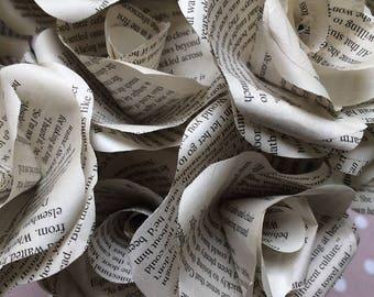 10 Mills & Boon romantic paper roses