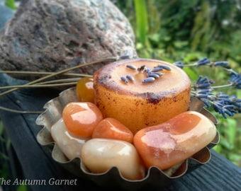 Carnelian Stone, Crystal Healing, Meditation Stone
