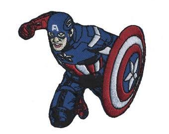 Avengers Captain America shield