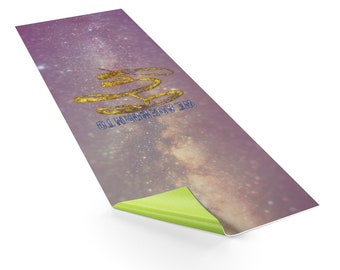 Born To Fly Yoga Mat