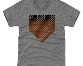 Manny Machado Youth Shirt | Baltimore Baseball | Kids T Shirt | Manny Machado Home O