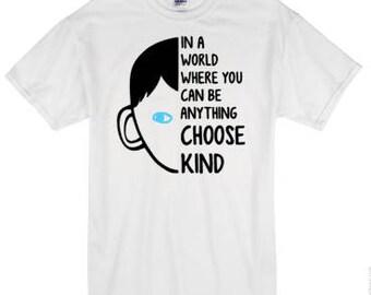 White Wonder Kindness Shirt