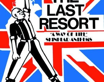 LAST RESORT Best Of  CD