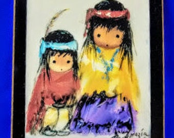 Wondering by Ted DeGrazia