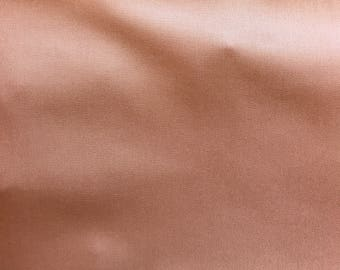 Dusty Rose Cotton Twill